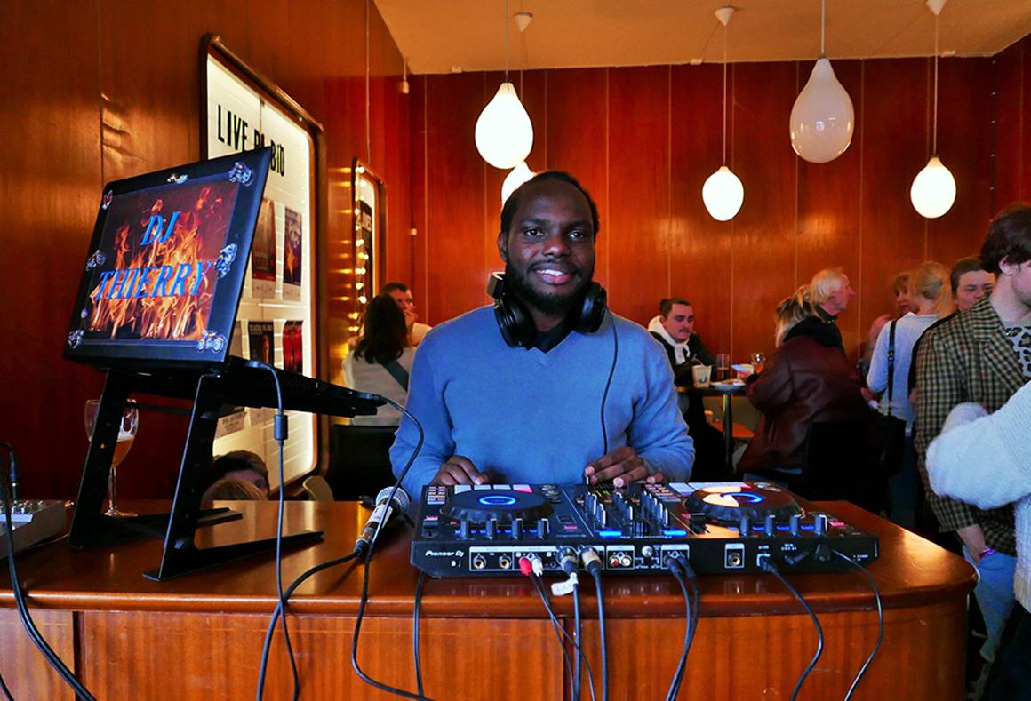 DJ Thierry – Magic Circle reklambyrå