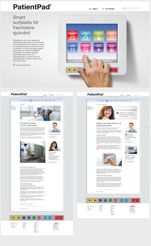 Amab webbplats